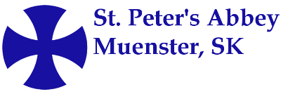 St. Peter's Abbey Logo